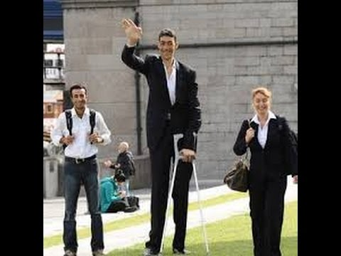 all time top 10 tallest man in the world top real life