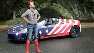 Tesla Roadster 2.5 2011 Videos