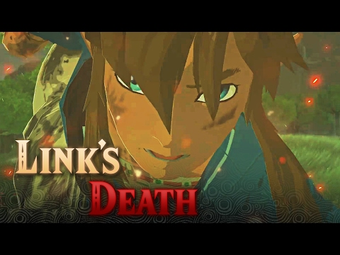 Link's Death in Zelda: Breath of the Wild (Discussion)