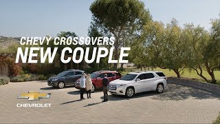 2018 Chevy Trax, Equinox & Traverse – New Couple: Chevy Commercial | Chevrolet thumbnail