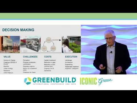 Greenbuild 2016 Special Set: B04 - Financing and Operating Building Water Recycling Systems