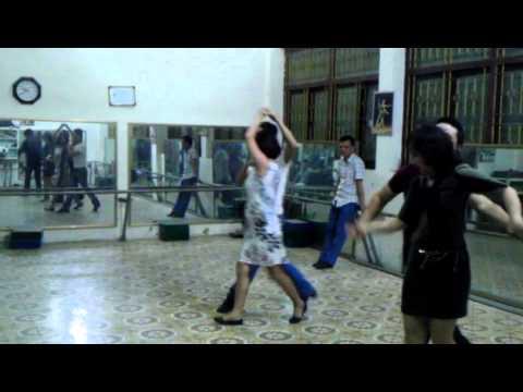 Khieu vu bebop vũ sư Cường