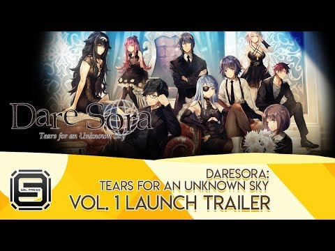 [OFFICIAL] World Premiere Trailer: DareSora: Tears for an Unknown Sky Series