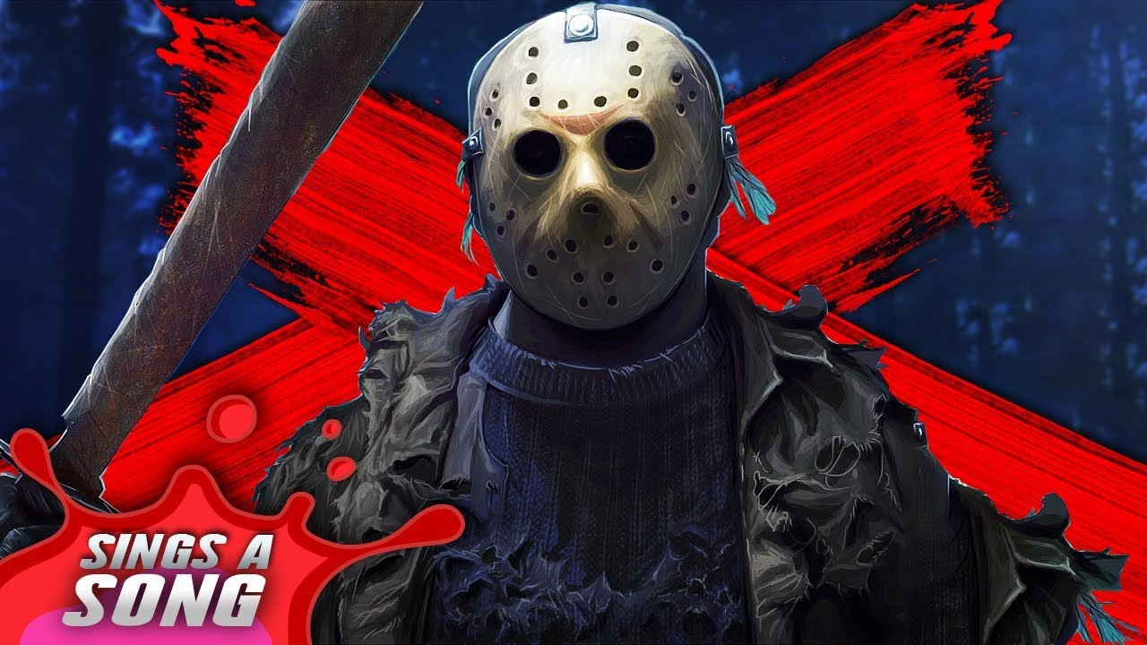 Jason Sings A Song Part 2 (Friday The 13th Scary Horror Halloween Parody)