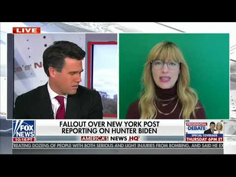 """Biden Surrogate On Alleged Hunter Emails: """"I Don't Think Anybody Is Saying They Are Inauthentic"""""""