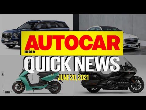 New Maruti Suzuki Celerio, Hyundai Alcazar & Mercedes S-Class prices   Quick News   Autocar India