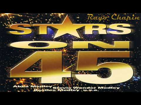 80's Dance Disco Mix Stars On 45