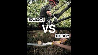 Silky Bigboy 2000 vs Silky Sugoi 360m