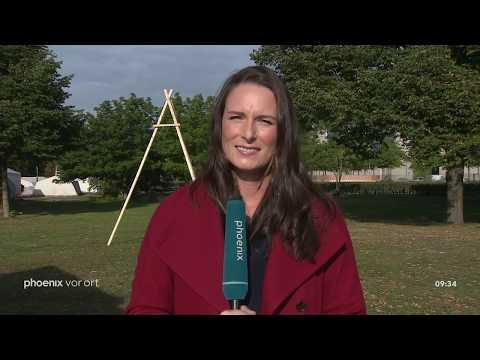 Klima: phoenix-Reporterin Sarah