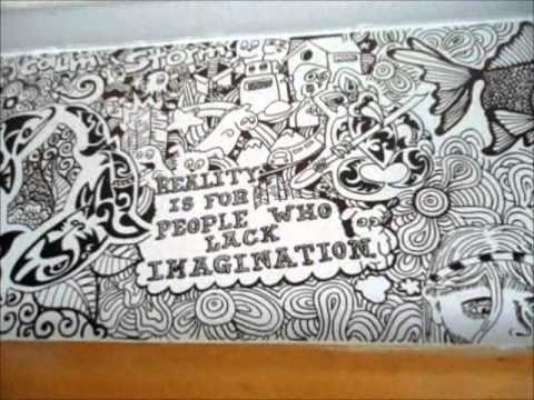mural using sharpies youtube 20 best ideas about sharpie wall on pinterest wall
