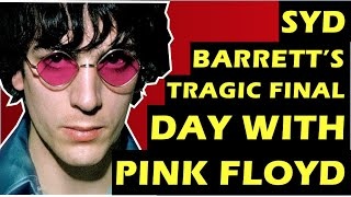 """Pink Floyd  Syd Barrett & """"Wish You Were Here' Sessions"""