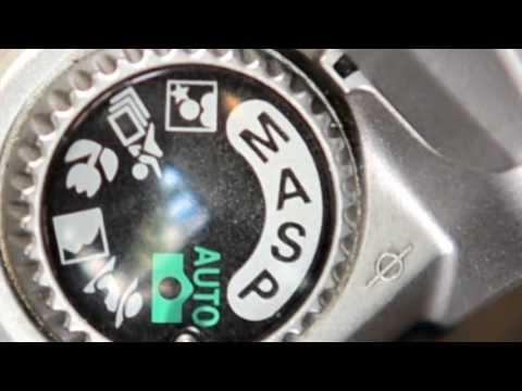 DSLR Camera Modes explained