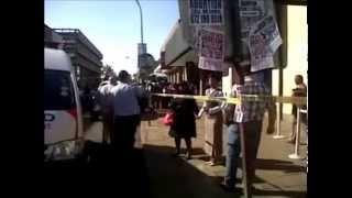 Standard Bank robbery 05-05-14