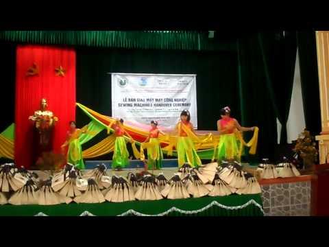 Múa Hương rừng Tây Bắc - X.7, xã Hải Lý, Hải Hậu, Nam Định