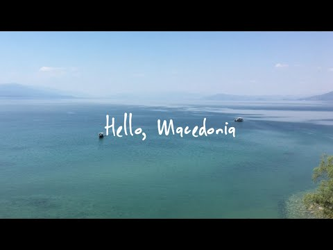 Hello, Macedonia | A Travel Diary