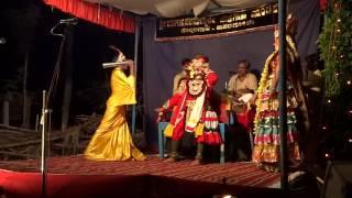 Yakshagana---Rakthabeeja---Puttur Sridhara Bhandary !
