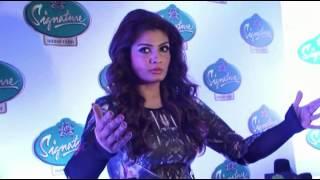 Falguni and Shane Peacock Showcasing Their Collection With Akshay Kumar and Raveena Tandon Part 1