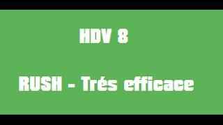 [TUTO] Clash of clans - Village rush trés efficace (HDV 8)
