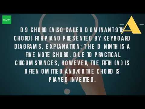 What Is A D9 Chord? - YouTube