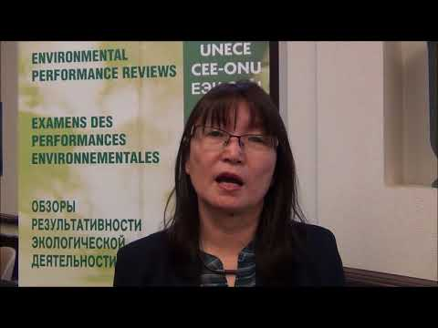 UNECE Environmental Performance Review of Mongolia: Ms. Bulg