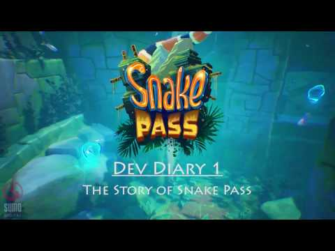 The Story of Snake Pass - Dev Diary | Sumo Digital