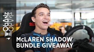 Racing bundle giveaway | McLaren Shadow