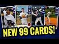 NEW 99 OVERALL DIAMONDS!! MLB The Show 17 Diamond Dynasty