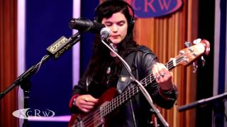 "Soko performing ""I Just Want To Make It New With You"" Live on KCRW"