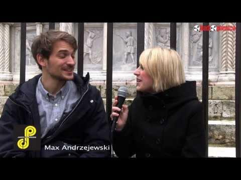 Jazz Club Perugia - Interview Max Andrzejewski