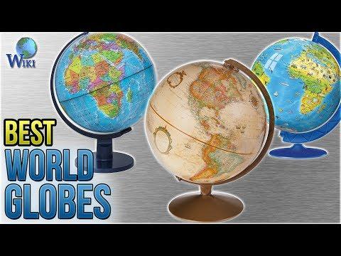 10 Best World Globes 2018