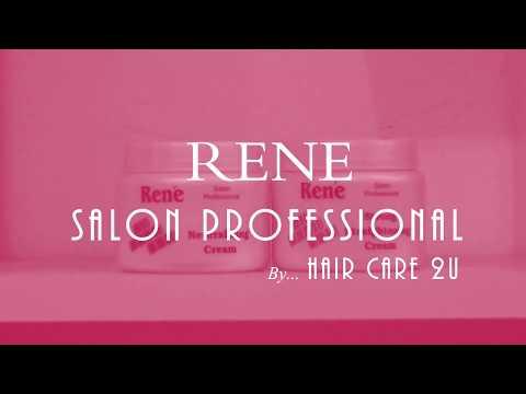 Rene Strong Straightening Cream