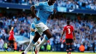 Yaya Touré - Skills, Passing, Goals & Domination HD (720p)