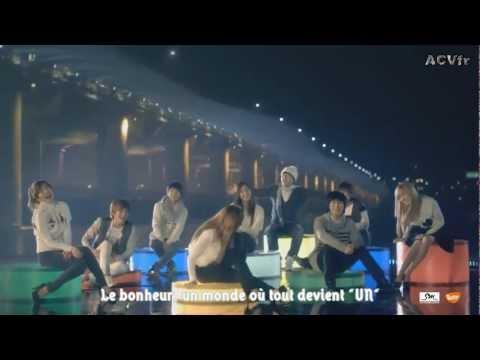 [MV] Girls' Generation (소녀시대) SNSD x Super Junior - Seoul Song (Vostfr) [HD 720p]