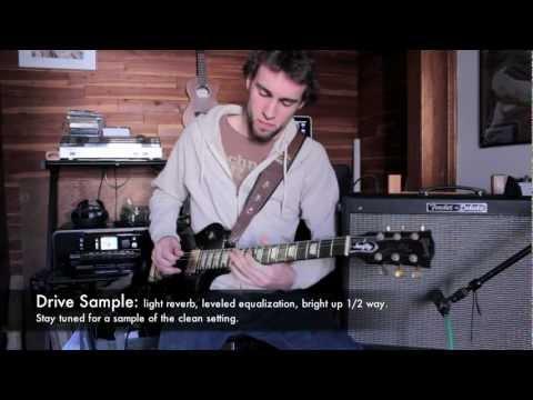 Fender Hotrod Deluxe Guitar Amp Demo
