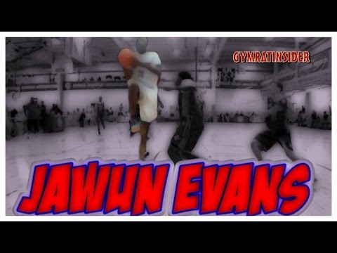 Jawun Evans be the next Dee Brown????????