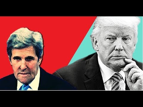 JOHN KERRY ISSUES CHILLING WARNING TO PRESIDENT TRUMP DURING COMMENCEMENT SPEECH!