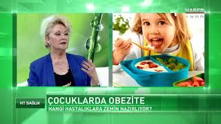 HT Sağlık - 22 Eylül 2018 (Çocuklarda Obezite)