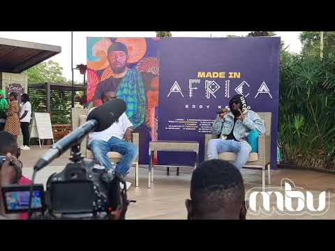 Eddy Kenzo premieres his 'Made In Africa' 2021 album as he talks about the inspiration behind it