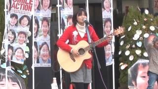 2012.12.23 いわきニュータウンセンタービル駐車場.