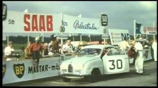 Задняя Передача - История Saab (Часть 1)