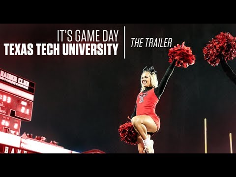 It's Game Day: Texas Tech University [OFFICIAL TRAILER]