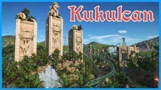Kukulcan: Intamin Wingcoaster! Coaster Spotlight 343 #PlanetCoaster