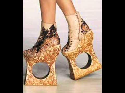 Top10 craziest High Heels - YouTube