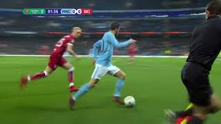 Download Video Man City Bristol City Carabao Cup Leg 1 MP3 3GP MP4