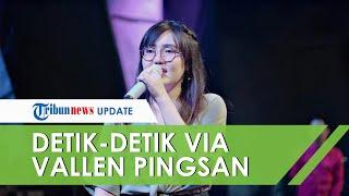 Gambar cover VIDEO Detik-detik Via Vallen Pingsan saat Bernyanyi di Atas Panggung Pesta Rakyat Bengkulu