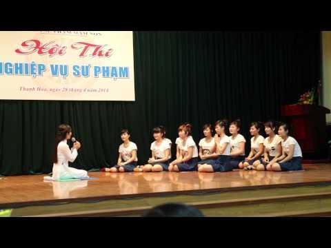 Kể chuyện 3 cô gái - k13B - SPMN ĐH Hồng Đức Full HD 1080P