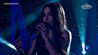 Loreen - Euphoria (Objetivo Eurovisión 2016, 01.02.2016)