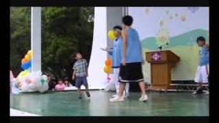 mba台灣花式街頭籃球隊 受邀到3打3活動表演宣傳片 mba streetball