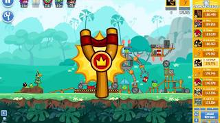 Angry Birds Friends tournament, week 303/2, level 2