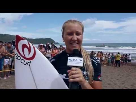 DIA 6 // DAY 6 - INS ISA WORLD SURFING GAMES 2016 - COSTA RICA